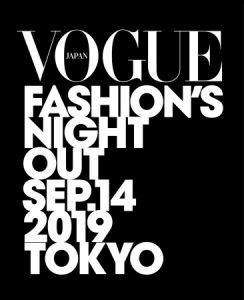 Galaxy Harajuku 「VOGUE FASHION'S NIGHT OUT」へ参加決定