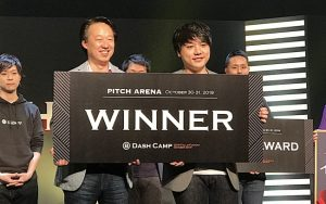 B Dash Camp 2019 FallのPitch ArenaにてSaaS連携支援のAnyflowが優勝